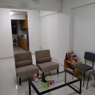 Common + utility room for rent @ blk 2 Marsiling Drive