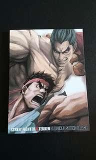 OST Street Fighter x TEKKEN