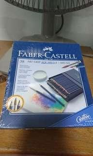Watercolor Faber Castel Aquarelle 38pc set