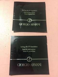 Giorgio Armani 濕粉底 (包郵)