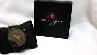 Jam tangan swiss army dhc+