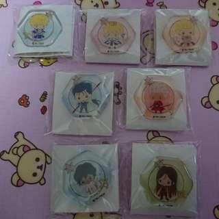 Fate/Grand Order X Sanrio Candy Pins