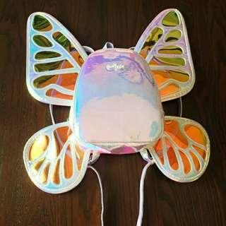 Smiggle Girls' Butterfly Backpack