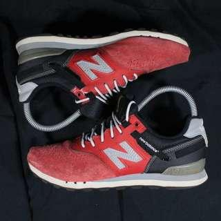 Authentic New Balance 564 Red