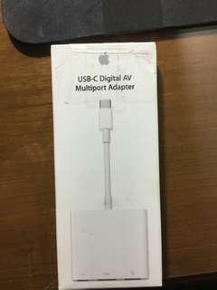 Apple USB-C Digital AV Multiport Adapter Original