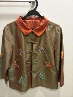 Chinese top/ jacket