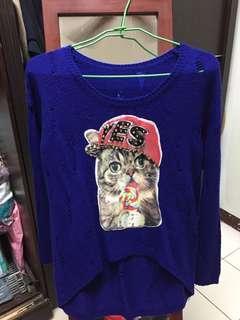 可愛貓咪毛衣🐈