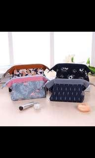 Korean Travel Cosmetic Bag