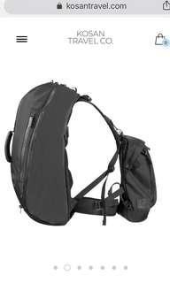 KOSAN Travel Backpack System 39L + 15L