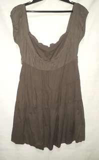 Off Shoulder Doll Dress