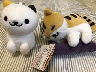 日本小貓公仔