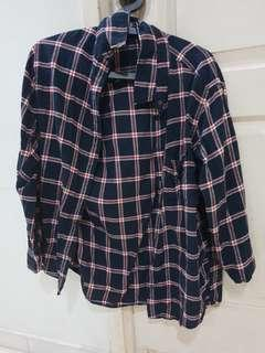 🚚 Flannel checkered outerwear