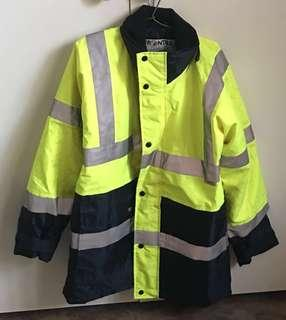 Frontier high visibility jacket