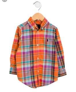 🚚 Ralph Lauren Boys size 10-12