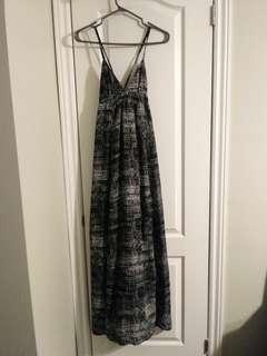 H&M Maxi Dress Size 2