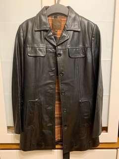 Vintage Leather Jacket 古著皮褸