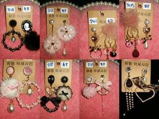 🚚 Earrings