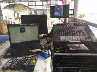 Malay Wedding Dj Service & live band