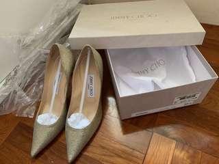 100% real Jimmy Choo Shoes Agnes