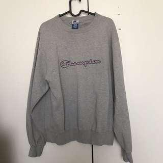 Men's Medium Vintage Champion Sweater