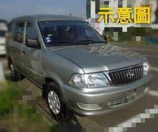 自售 2001年Toyota 瑞獅