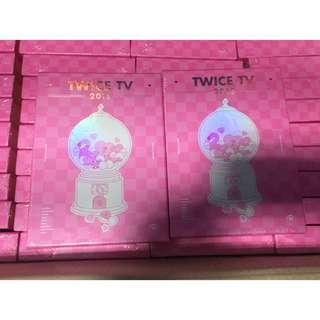 [NEW ARRIVAL / IN STOCK] TWICE TV 2018 DVD