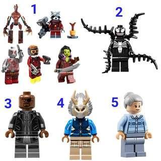 🚚 Lego Marvel