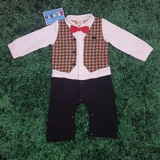Cool Baby romper formal 1-3 th