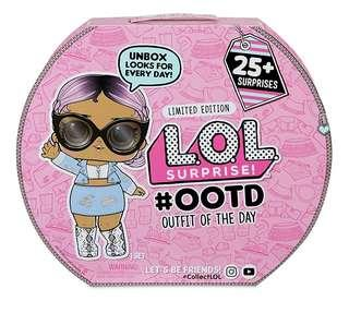 BN Authentic L.O.L. Surprise! #OOTD (Outfit of The Day) with 25+ LOL Surprises