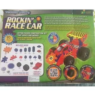 Rocking Racing Car