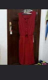 Jumpsuit red #barter