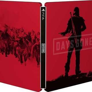 Days Gone Europe Exclusive Steelbook Pre-Order (NO GAME)