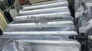Acson Ceiling exposed 2.5hp