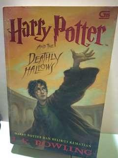 [Nego pwol] Harry Potter And The Deathly Hallows, ORI ya bukan copy