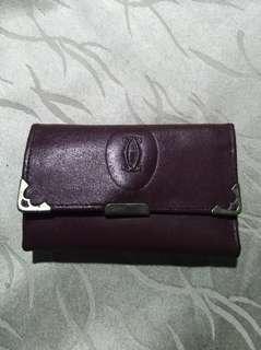 Authentic Cartier key bag