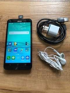 🚚 [售] ASUS ZenFone 2 ZE550ML 16GB /ASUS ZenFone Go ZC500TG 8GB [價格]2000 [物品狀況]2手     [交易方式]面交自取 7-11或全家取貨付款 [交易地點]台南市東區     [備註]無盒裝/旅充/耳機/記憶卡2GB [匯款帳號]合作金庫[006]1232-872-051459