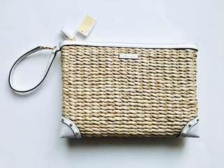 NWT Michael Kors Clutch