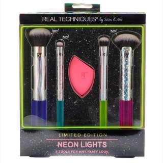 Limited Edition, Neon Lights, Full Face Complexion Set, 5 Pieces