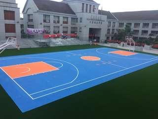 Courts Coatings for refrubisment