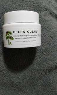 Framacy Green clean makeup cleansing balm