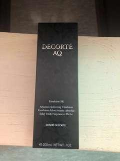 Decorte AQ Emulsion SR - 200ml