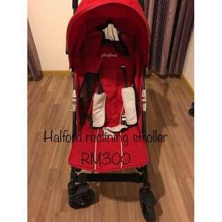 Halford Baby Stroller