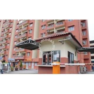 Sri Cempaka Apartment Kajang, Below market price ( Direct buyer only) High water Pressure