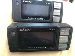 Defi link display