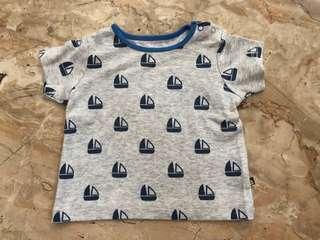 Kaos Mothercare boat