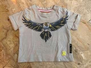 Kaos anak eagle