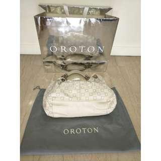 Australia Oroton Full Leather Handbag (Never Used Before)