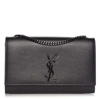 🚚 Saint Laurent Medium Kate Monogram Bag BHW