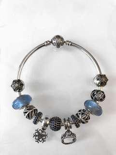 Pandora Bracelet ($950 Worth)