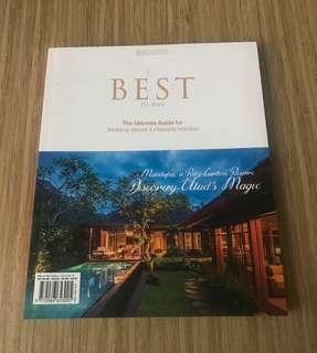 Best of Bali Vol 19 2016. The Ultimate Guide for Wedding Venue and Heavenly Holidays